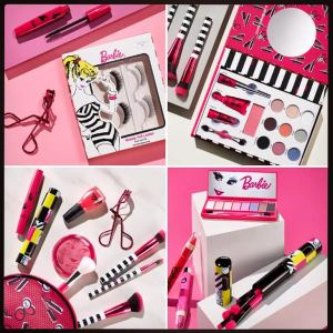 The Barbie Beauty Collection At Walgreens Product Review Beauty